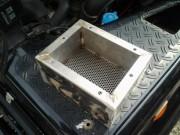 Staubox für Kotflügel