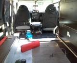 Defender Innenausbau Land Rover Expedition