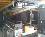 Defender reparatur Ausbau Defneder Innenausbau Land Rover Defender