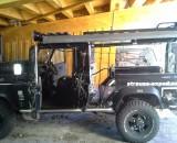 Defenderumbau Land Rover Defender Innenausbau Reparatur Camping