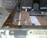 Defender Umbau Ausbau Innenausbau Land Rover Camping