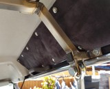 Defender Hubdach Klappdach Eigenbau Land Rover