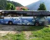 Vollflächen Buswerbung
