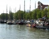 Historischer Hafen von Dortrecht