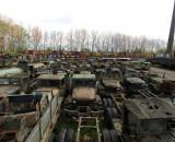Armywagen ohne Ende
