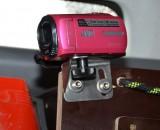 Edelstahlhalterung für Onboardkamera