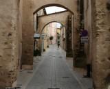 Die Gassen in St. Tropez