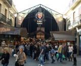 Rambla - Markt in Barcelona. Hier bin ich zu Hause